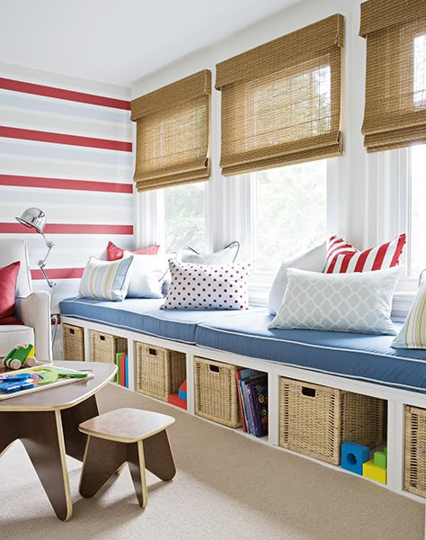 Creating a Family Friendly Playroom