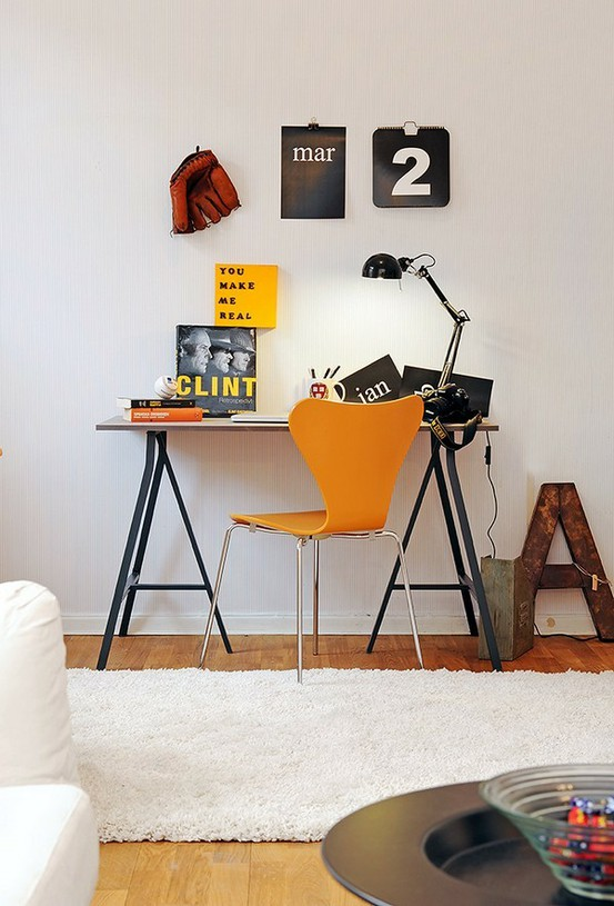 Study Desk Chair For Teen Room Ideas