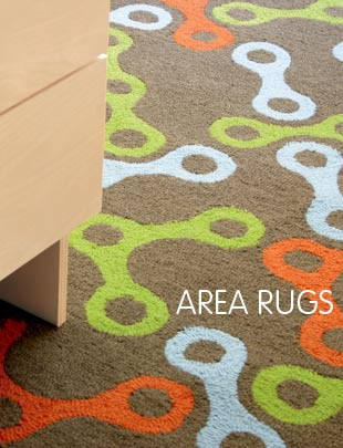 Beautiful Links Kids Room Area Rug By Notneutral