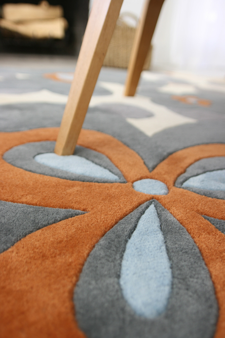 Area Rug By Amy Butler For Baby Nursery Idea