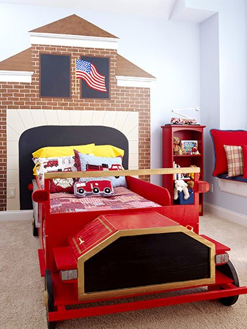 Nursery To Toddler Room Transition