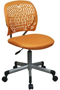 ... 5 Star Base Task Chair With Padded Seat For Teenager Room Ideas For  Study Area ...