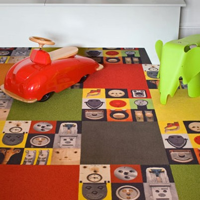 kids playroom floor ideas with carpet tile in pattern solid mix