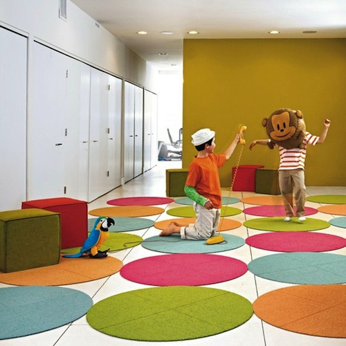 Carpet squares for kids roselawnlutheran Playroom flooring ideas