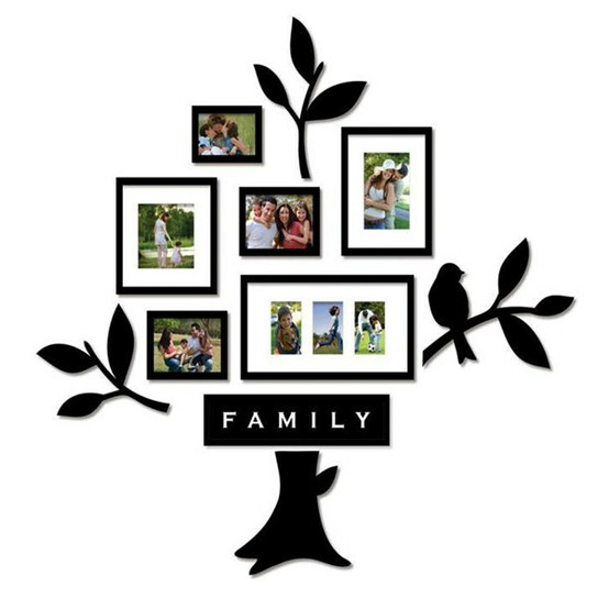 teach kids family history with heirloom family tree