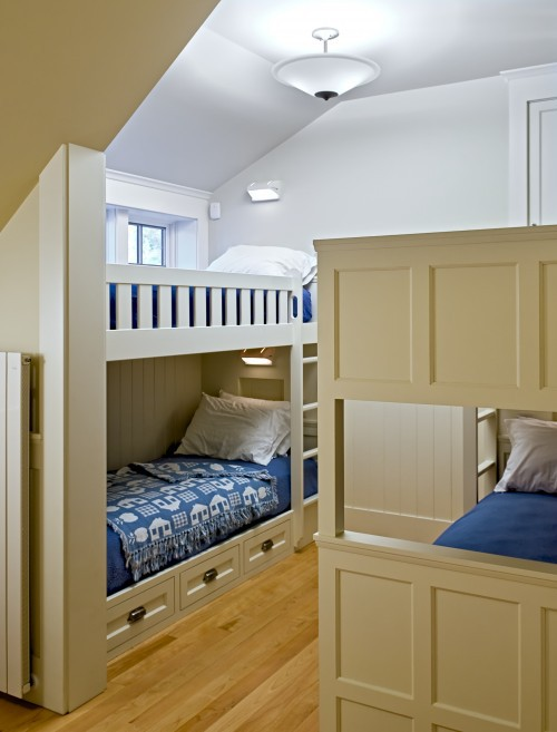 safe lighting for kids bunk beds