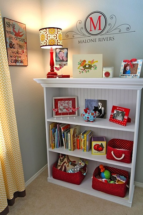 safe lighting for kids room