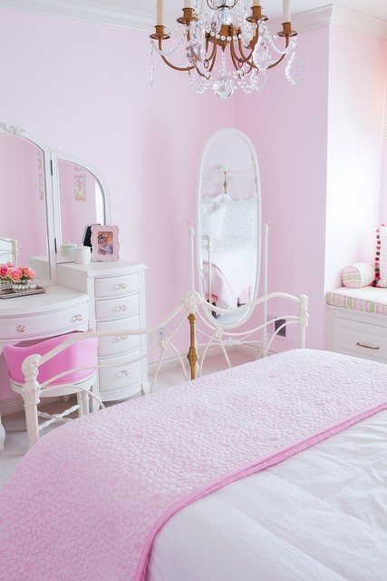 Vintage Design Teen Girl S Bedroom Ideas