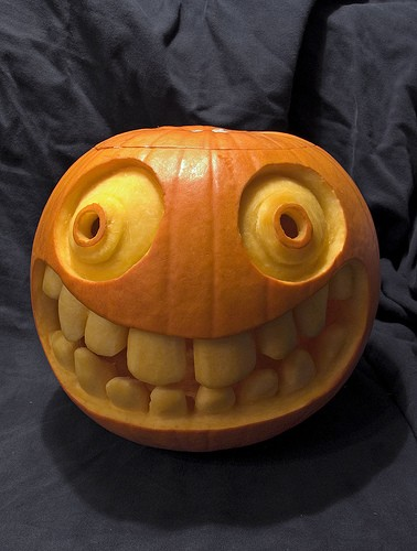 Carved Pumpkins To Amaze You Halloween Decor
