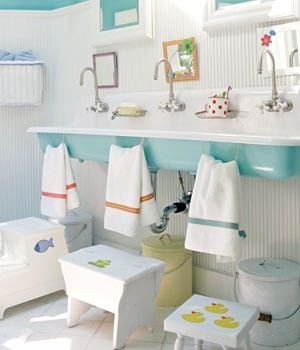Kid Friendly Bathroom Safety Features