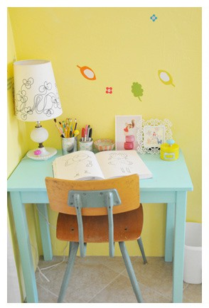 How To Safely Use Vintage Furniture In Kids Rooms