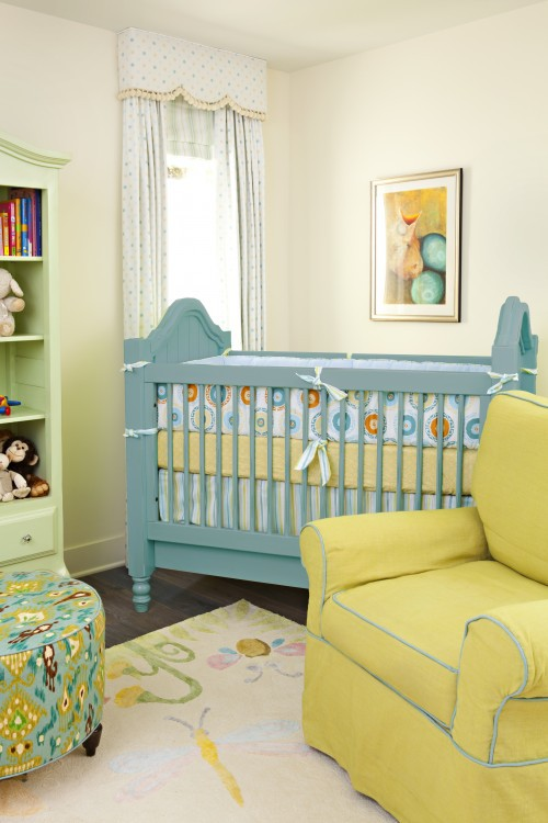 baby nursery ideas for safe nursery tips