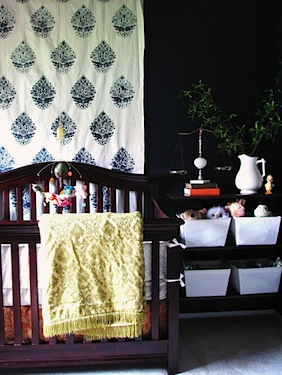 baby nursery ideas for safety issues to repair