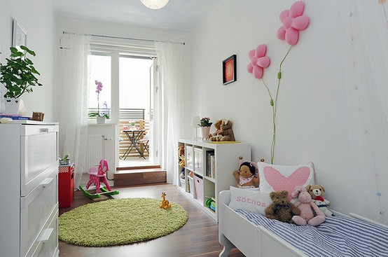 Perfect Safety Features Of Toddler Girls Room
