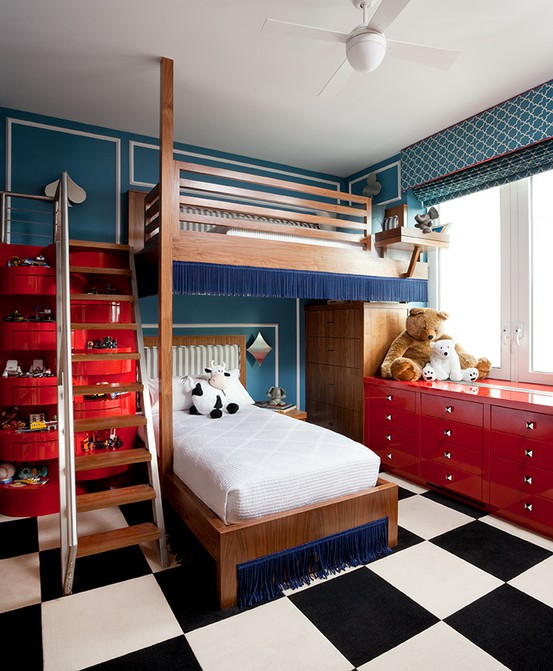 Blue And Red Bedroom Designs Bedroom Colours For Guys Sleigh Bed Bedroom Ideas Best Master Bedroom Colors: Kids, Tweens, And Teens