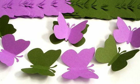 ways to teach kids gratitude with paper butterflies