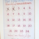 30-Day Gratitude Calendar Ideas