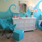 Model Home Tour: Girl's Beach Theme Bedroom
