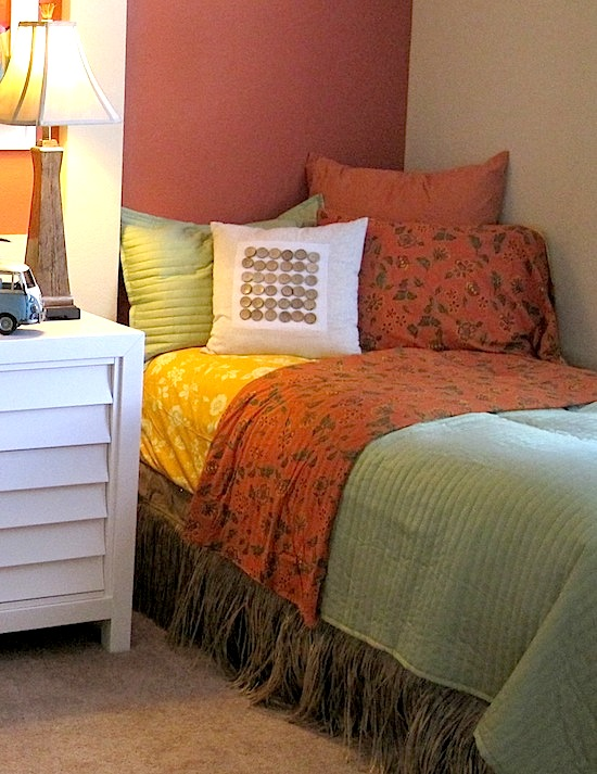 Model home tour teen beach theme bedroom - Teen beach bedroom ideas ...