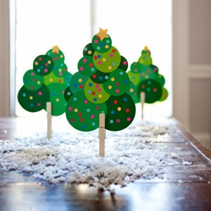 kids room christmas tree ideas - Christmas Tree Decorations For Kids