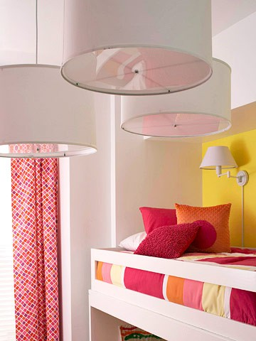Design Room For Kids With Lighting
