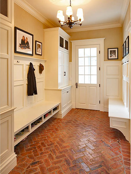 You need a mudroom part 2 for Mudroom flooring