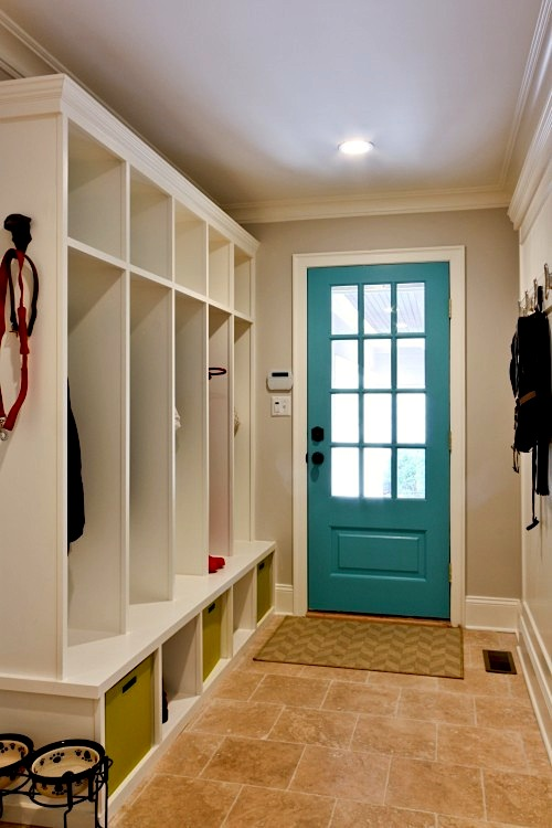You need a mudroom part 2 Mudroom floor