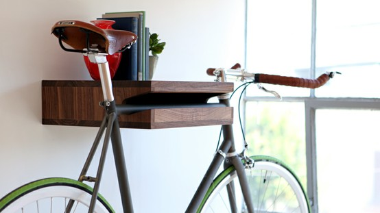 teenager room ideas for bike storage