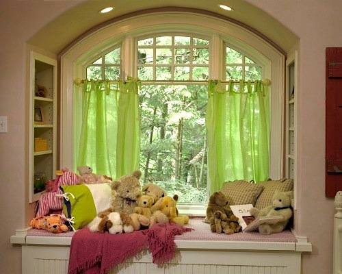 Curtains Ideas curtains for window seat : Kids' Room Window Essentials