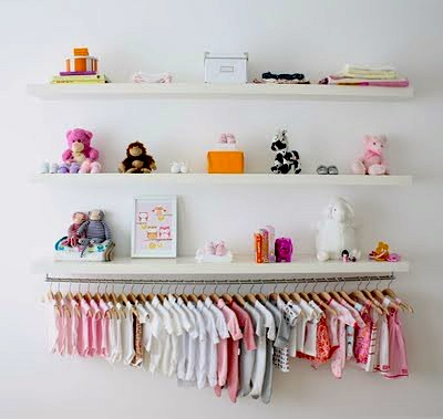 organized storage a baby nursery essential. Black Bedroom Furniture Sets. Home Design Ideas
