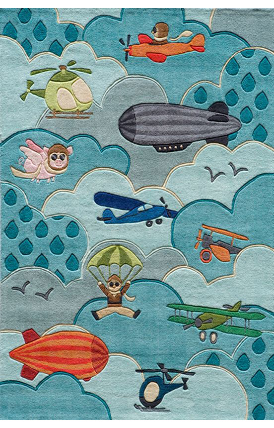 Momeni Kids Room Rugs