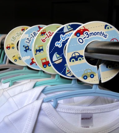 Potatopatch Baby Clothes Closet Divider Giveaway Winner