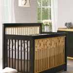 Baby Nursery Decor: Contemporary Cribs