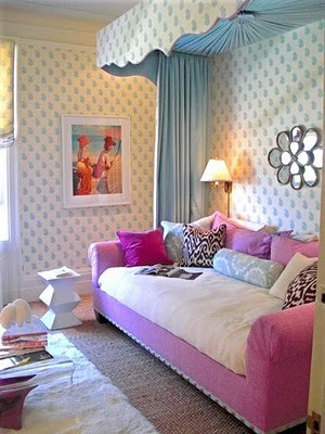 Sofa Bed Design For Teens : nightstand ideas for teenage girls room