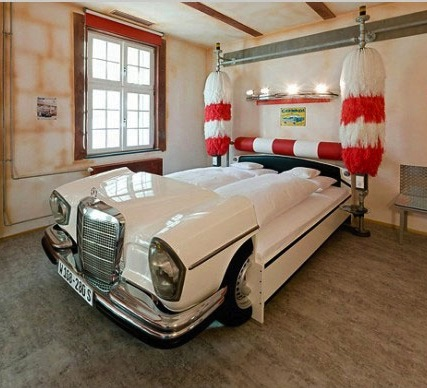Top 5 Totally Awesome Boys Beds On Wheels