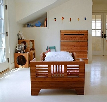 eco-friendly kids furniture for boys bedroom ideas
