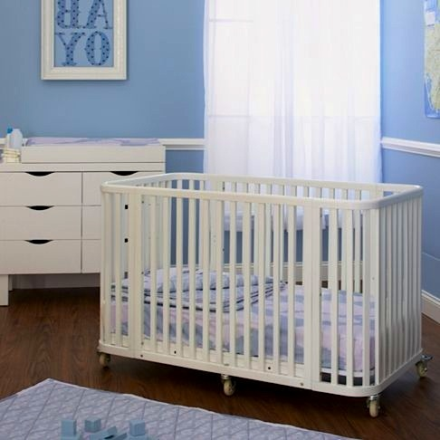 argington baby crib for eco-friendly nursery furniture
