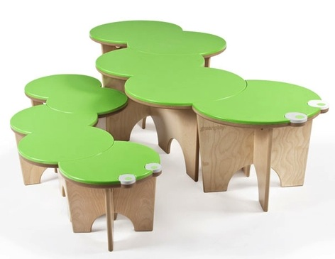 Playroom and Children Furniture