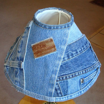 Recycling ideas for kids blue jeans for Recycle project ideas