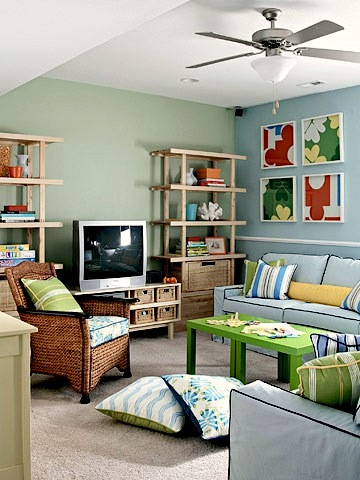 Family Room Ideas For Toddlers And Kids