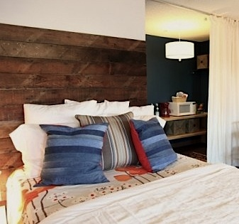 teenager room ideas for bed pillows with recycled blue jeans