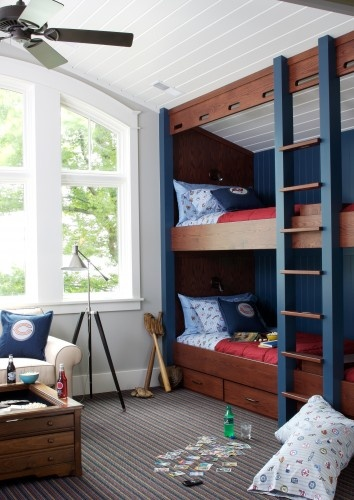 baseball theme room for boys bedroom ideas