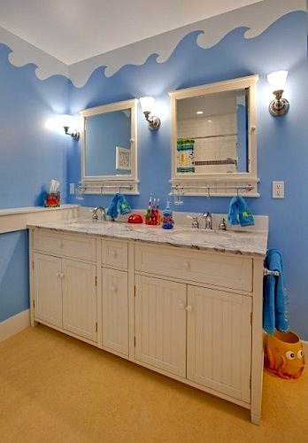 kids bathroom walls gone quot artsy quot kidspace interiors 25 kids bathroom decor ideas ultimate home ideas