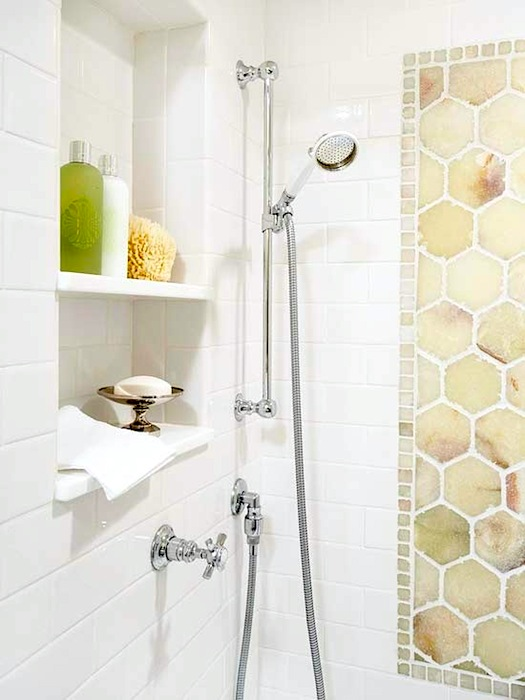 shared bathroom ideas for kids and adults with adjustable shower nozzle