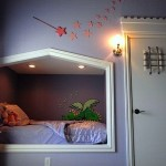 Alcove Beds Create Cozy Kids' Bedrooms