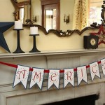 Worry Free, Kid-Friendly Holiday Decorations: July 4th