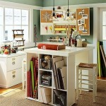Activity Center Storage Ideas