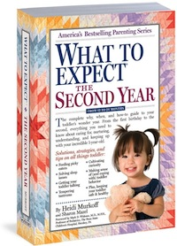 book cover for what to expect book series for kidspace stuff blog anniversary giveaway