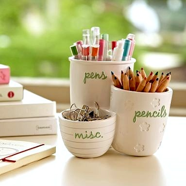 creative ways to store pencils | back to school | kidspace interiors