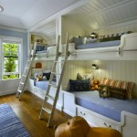 Unique Nautical Bunk Rooms